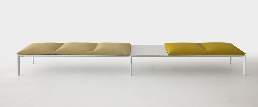 Add Seating System Designed By Francesco Rota Lapalma