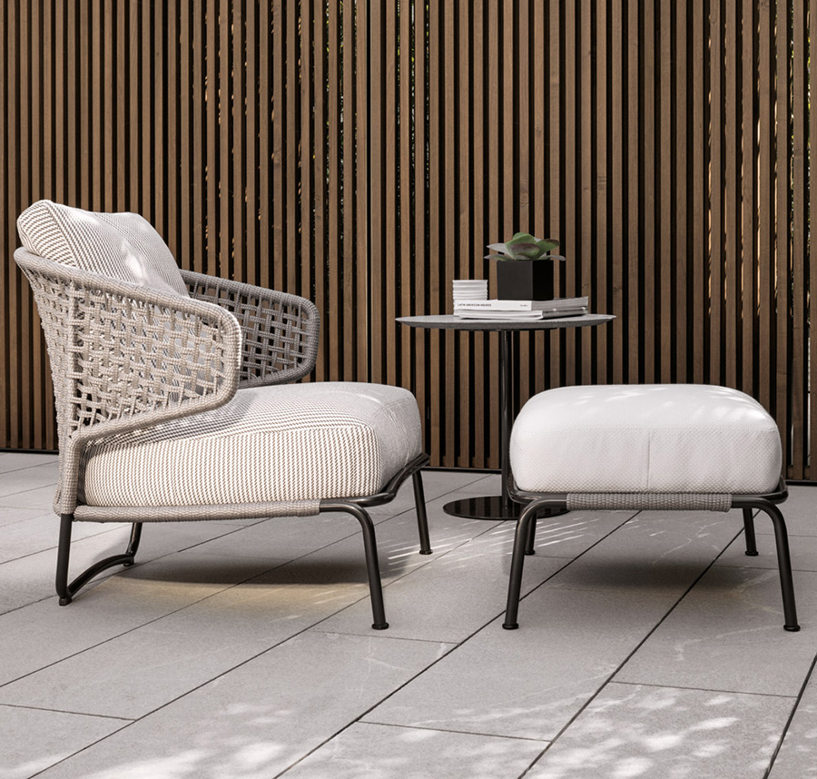 minotti outdoor furniture. Aston Cord Outdoor Minotti Furniture