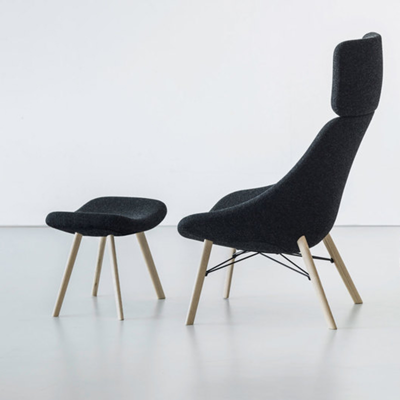 Auki Lounge Chair Designed By Hee Welling Lapalma