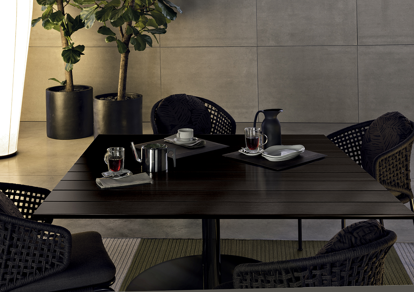 ... Bellagio Dining U201cOutdooru201d H72 ...