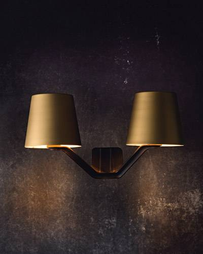 Base wall light designed by tom dixon orange skin base wall light base wall light base wall light aloadofball Choice Image