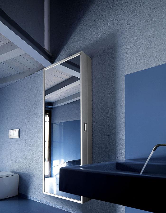 Box Designed By Luciano Bertoncini Kristalia Orange Skin