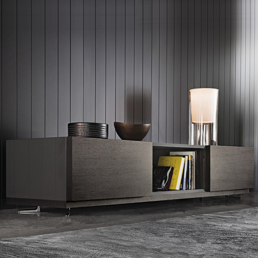 Super Connors Sideboard Designed By Rodolfo Dordoni Minotti Gmtry Best Dining Table And Chair Ideas Images Gmtryco
