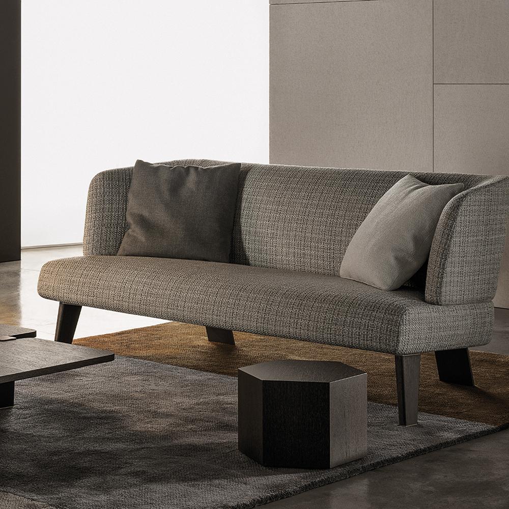 Creed Divano Lounge Designed By Rodolfo Dordini Minotti