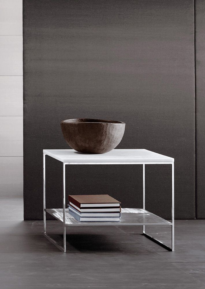 Calder Side Table Designed By Rodolfo Dordoni Minotti