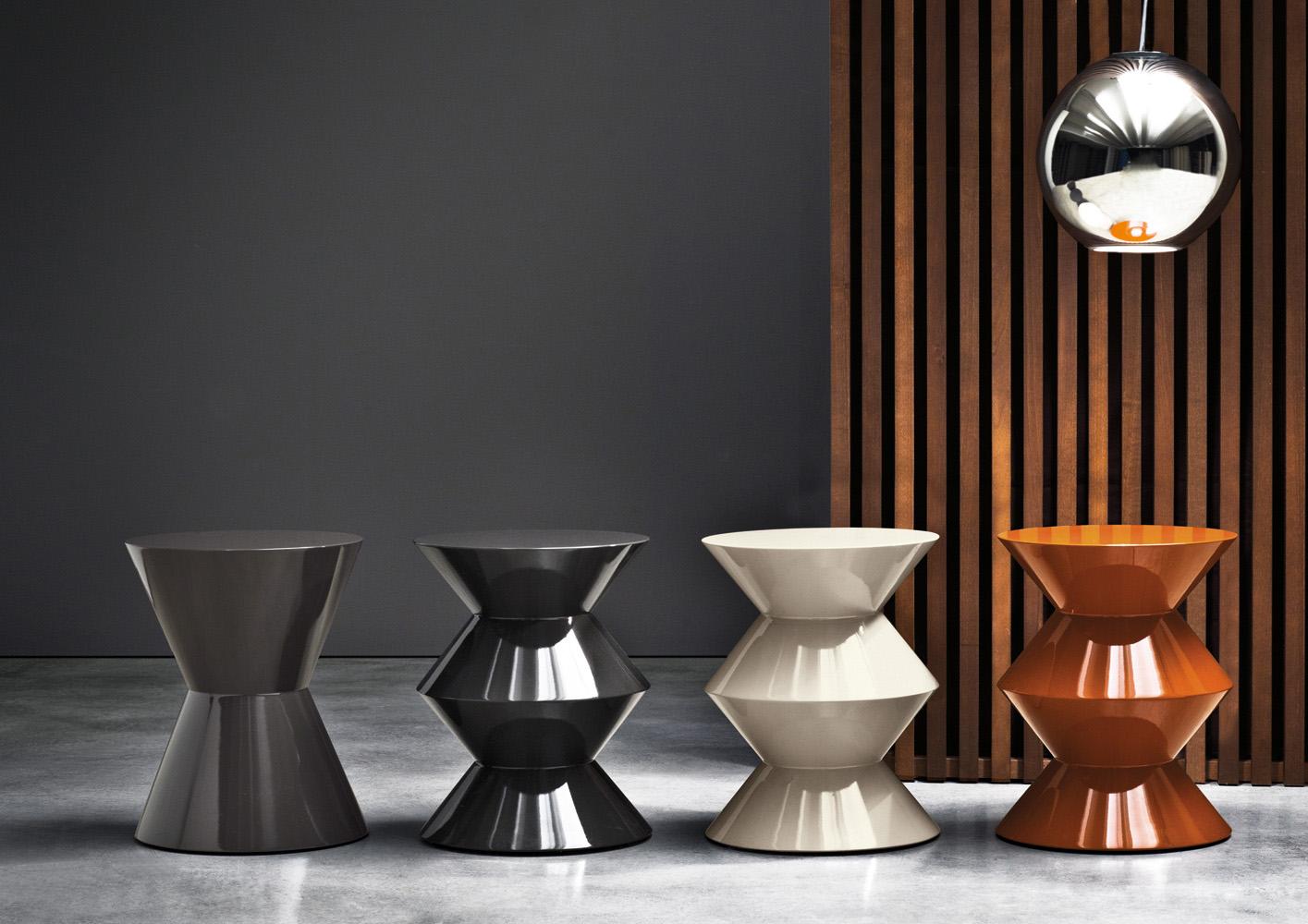 Cesar Designed By Rodolfo Dordoni Minotti Orange Skin