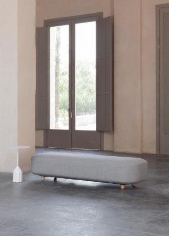 Common Bench Designed By Naoto Fukasawa Viccarbe