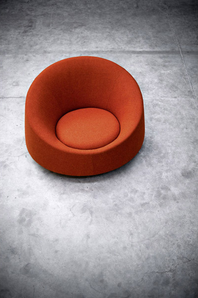 Crystal Armchair Designed By Pearson Lloyd Tacchini