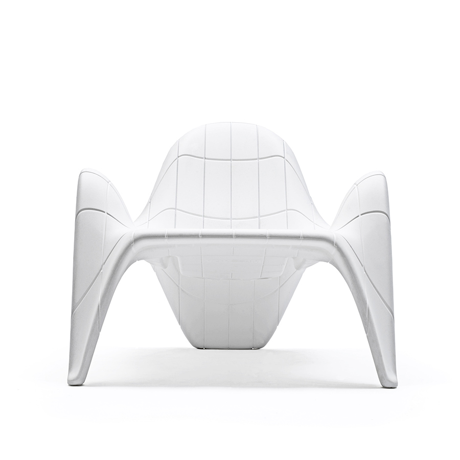 Stuhl Design Fabio Novembre Outdoor