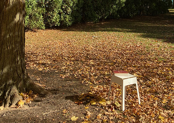 HS Stool and bench