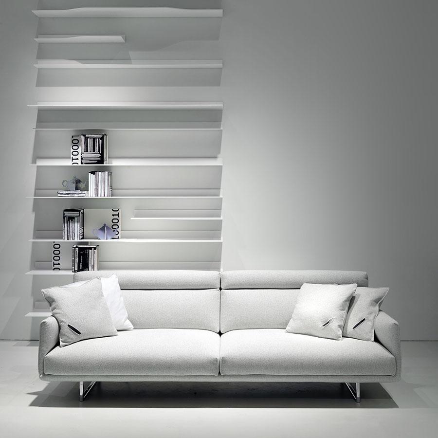 Hara | Designed by Fattorini + Rizzini, MDF Italia, Orange Skin