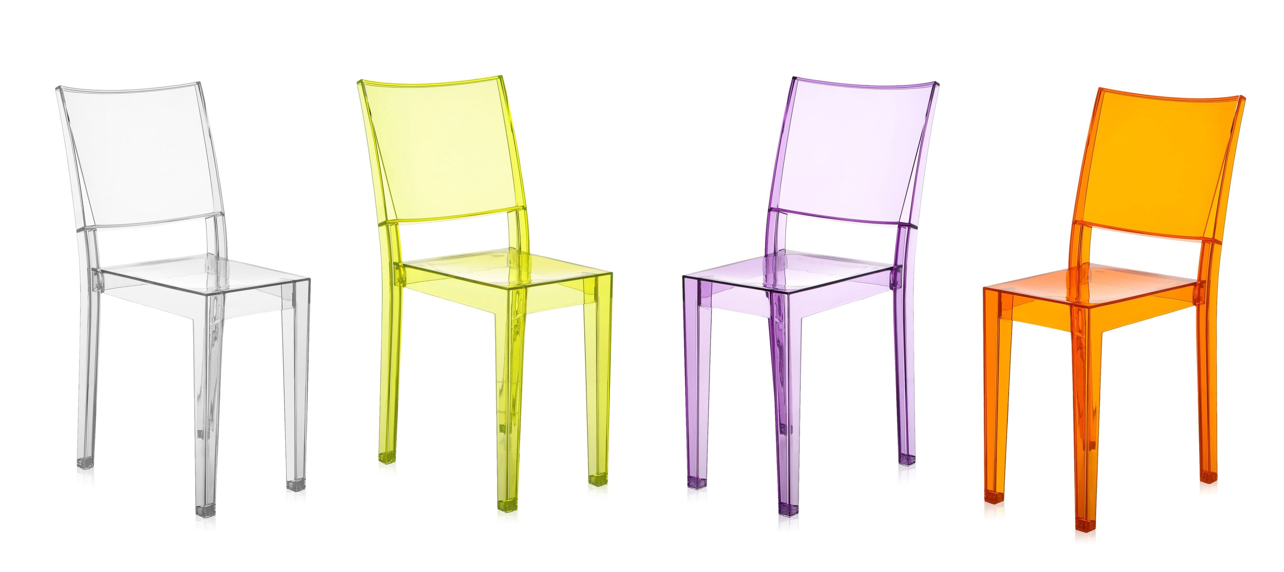 la Marie | Designed by Philippe Starck, Kartell, Orange Skin