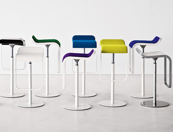 Awe Inspiring Lem Stool Designed By Shim Tomoko Azumi Lapalma Orange Squirreltailoven Fun Painted Chair Ideas Images Squirreltailovenorg