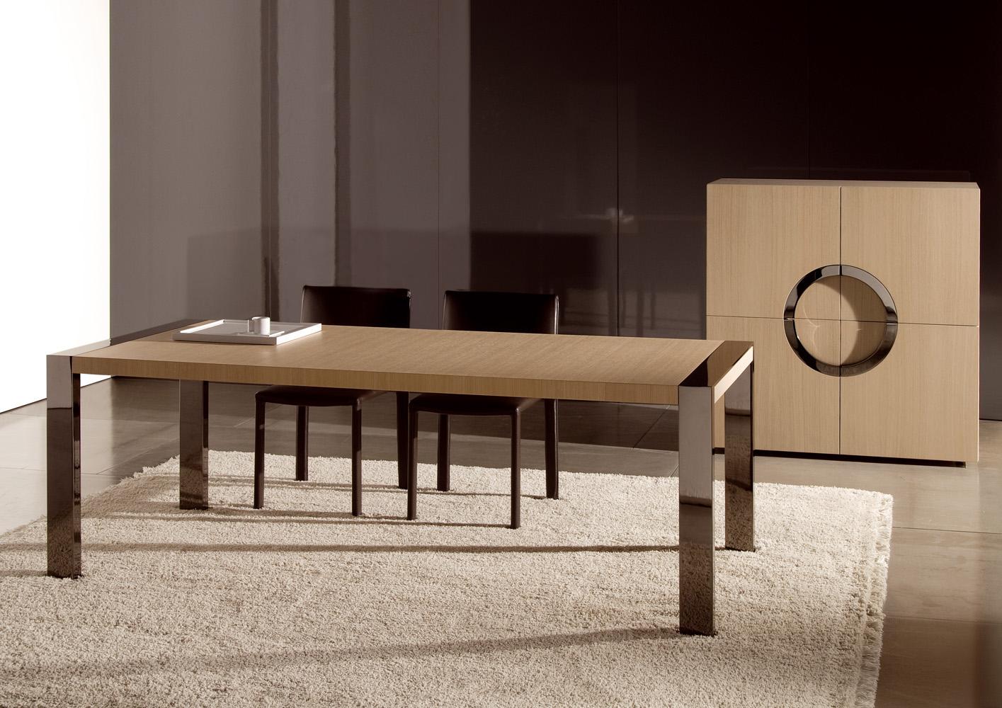 Lennon Table Designed By Rodolfo Dordoni Minotti
