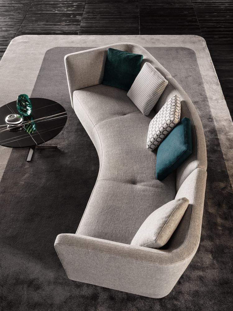 Seymour Lounge Designed By Rodoflo Dordoni Minotti