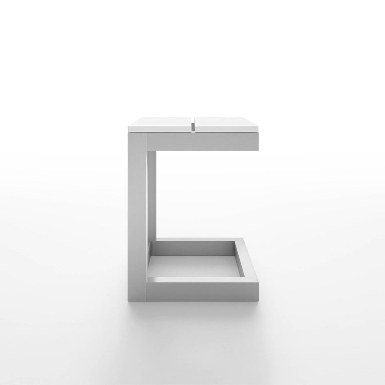 Mesa Auxiliar Na Xemena Side Table Designed By Ramon Esteve