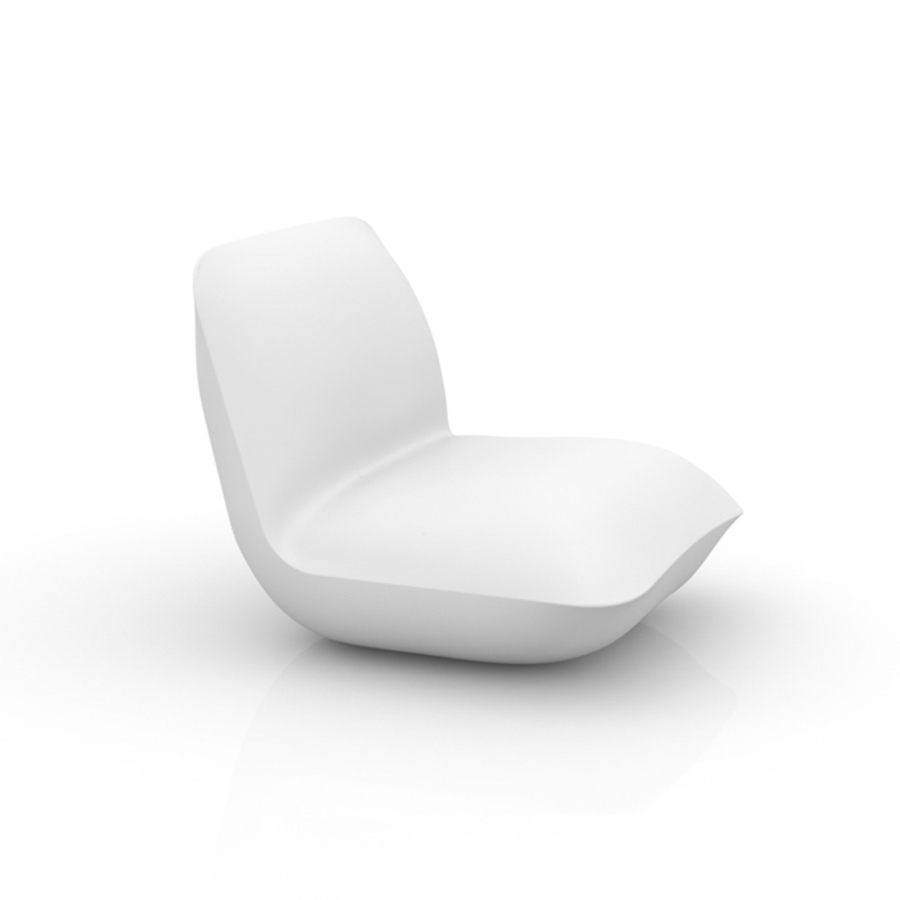 Pillow lounge chair designed by stefano giovannoni for Chair pillow