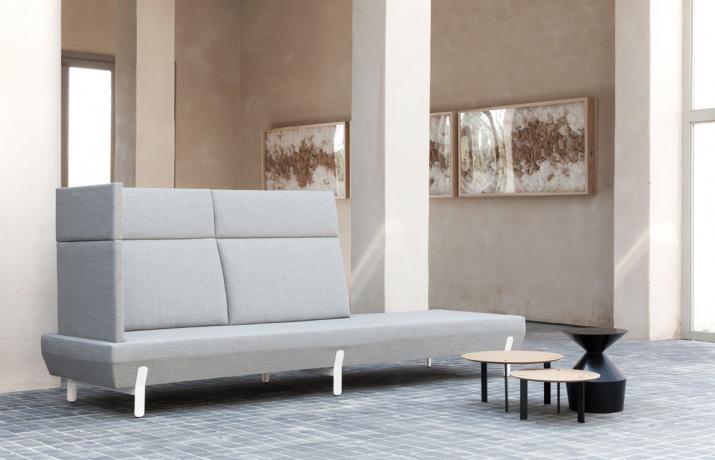 Platform Sofa ...