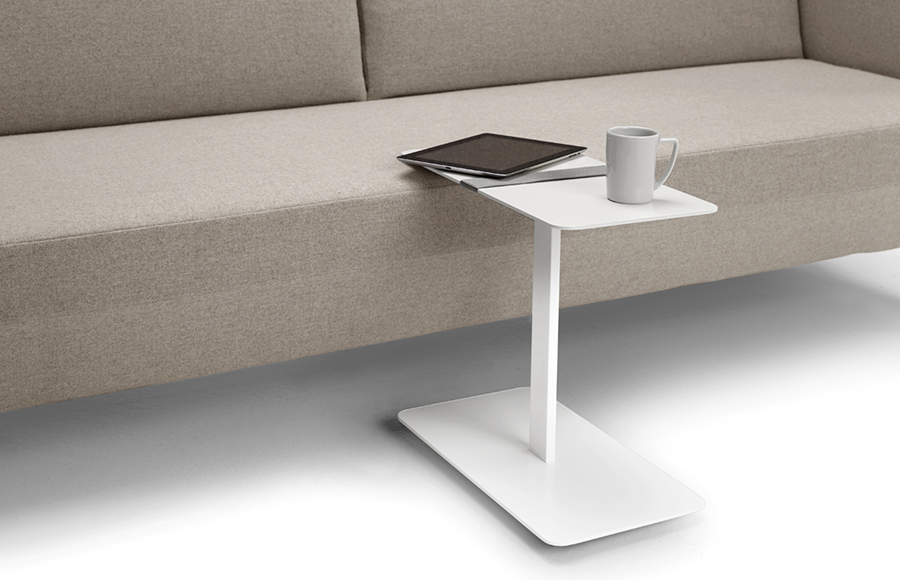 Serra Table Designed By Victor Carrasco Viccarbe
