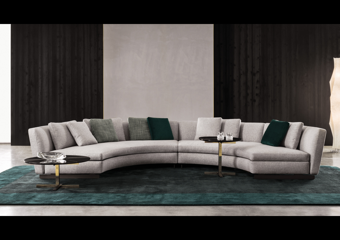 Seymour sofa designed by rodolfo dordoni minotti for Sofa gebraucht