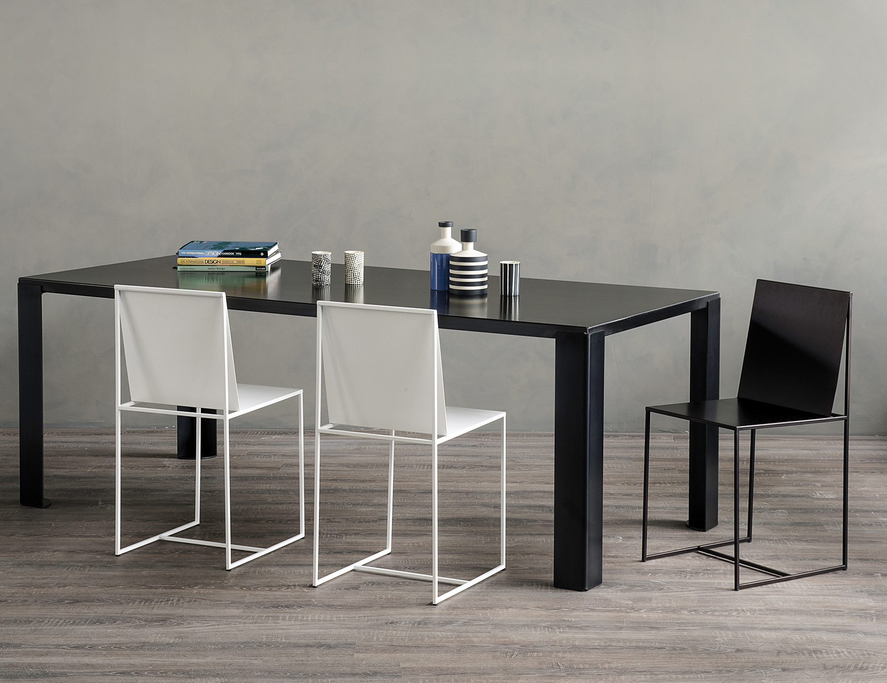 Slim Sissi Chair Designed By Maurizio Peregalla Zeus