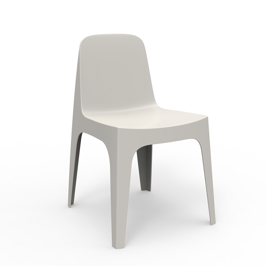 Solid Chair Designed By Stefano Giovannoni Vondom