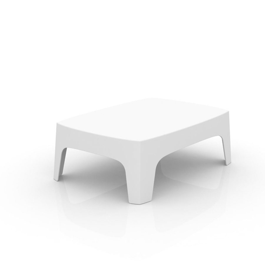solid coffee table . solid coffee table  designed by stefano giovannoni vondom