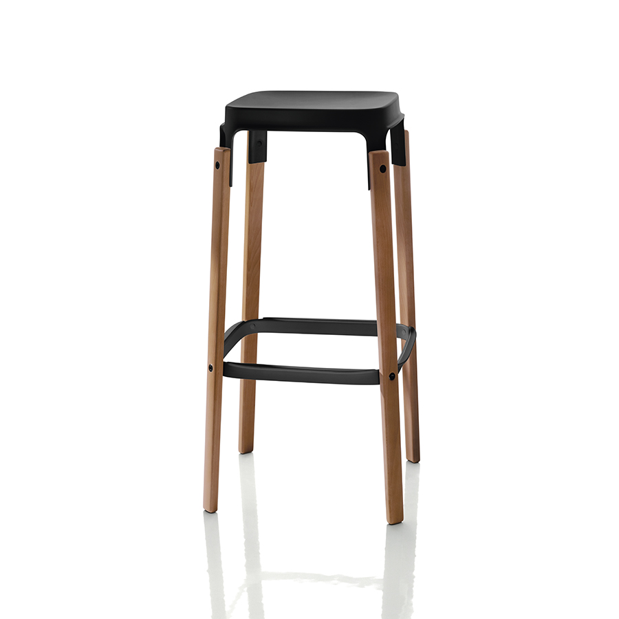 Steelwood Stool Steelwood Stool ...  sc 1 st  Orange Skin & Steelwood Stool | Designed by Ronan u0026 Erwan Bouroullec Magis ... islam-shia.org