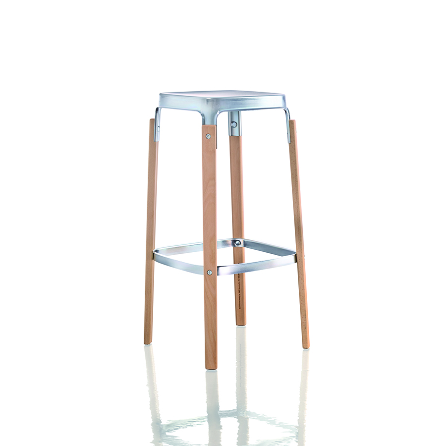 Steelwood Stool Steelwood Stool Steelwood Stool ...  sc 1 st  Orange Skin & Steelwood Stool | Designed by Ronan \u0026 Erwan Bouroullec Magis ... islam-shia.org