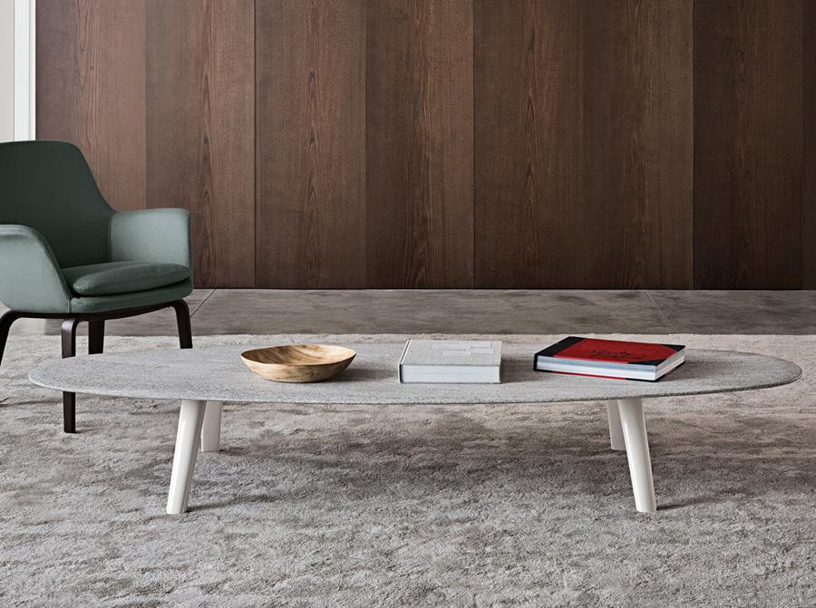 Sullivan Coffee Table Designed By Rodolfo Dordoni