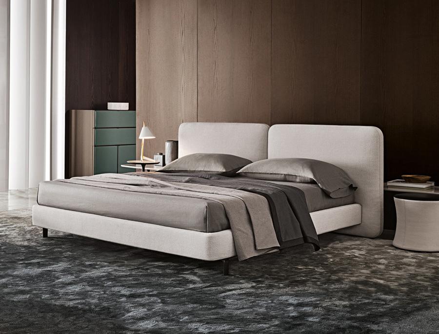 Access Bed Cover >> Tatlin Cover Bed   Designed by Rodolfo Dordoni, Minotti ...