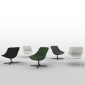 Auki Lounge Chair