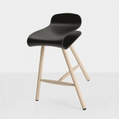 BCN Stool Wood Base