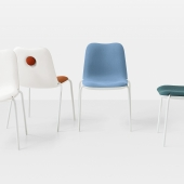Boum Four Legs Chair