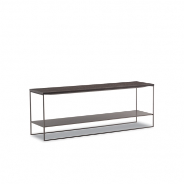 "Calder ""Bronze"" Side Tables"