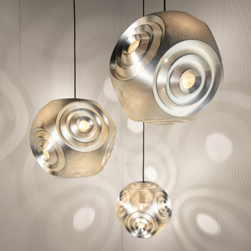 Curve Ball Pendant Light