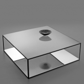 Double Skin Low Table