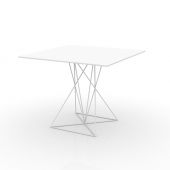Faz Table - Stainless