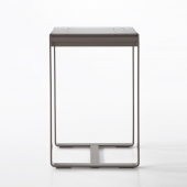 Mesa Bar Flat Bar Table