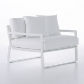 Sillon Flat Lounge Chair