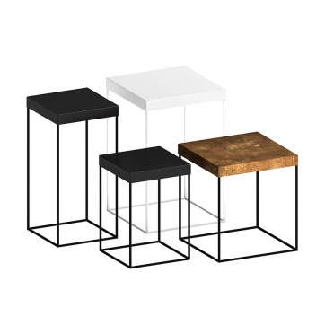 Slim Up Low Table