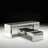 Small Inox Tables