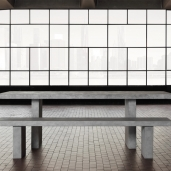 Tommaso Table and Bench