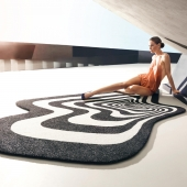 Twist And Shout Outdoor Rug