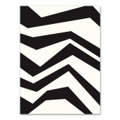 Zebra Outdoor Rug