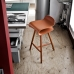 BCN Stool on wooden base