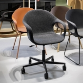 Elephant Chair with Castors