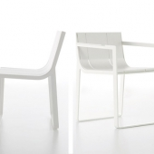 Silla Flat Dining Chair