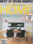SUMMER 2006  CHICAGO HOME MAGAZINE