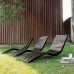 Slalom Outdoor Chaise Lounge